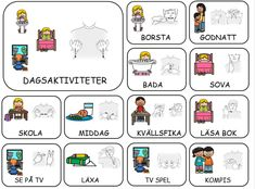 Teckenkartor Sign Language Book, Sign Language Phrases, Learn Swedish, Swedish Language, Farm Theme, English Alphabet, Kindergarten, Preschool, Writing