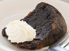 Figgy Pudding Recipe - Simple and Traditional Recipe of Christmas Figgy Pudding