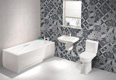 Feature wall #bathroom