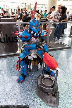 Monster Hunter this is hilarious i wonder if he had the music...
