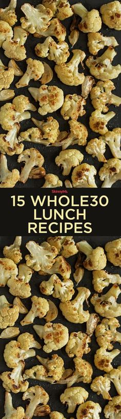 15 Whole30 Lunch Recipes
