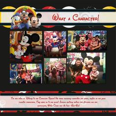 Disney Vacation Pages 20-39 - Page 010 - disneyscrappers
