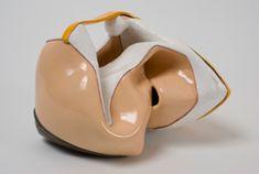 "Kathy Butterly #ceramics [""latex"", 2008]"