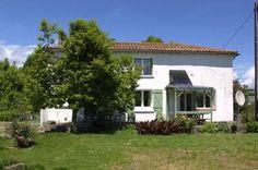 Masion dans propriété écologique et gîte à vendre à Laparade en Lot-et-Garonne