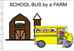 Riding to School--printable adapted book (free as always) - Pinned by @PediaStaff – Please Visit ht.ly/63sNt for all our pediatric therapy pins