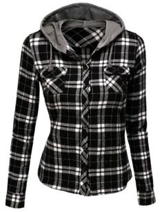 Hooded Flannel, uhm, yeah.