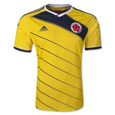 7b9ca6b9f2c Colombia 2014 Authentic Home Soccer Jersey. Johnson Alan · Camiseta Alemania