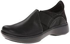 Naot Womens Atlantic Flat Caviar LeatherBlack Suede 37 EU665 M US *** Check out the image by visiting the affiliate link Amazon.com on image.