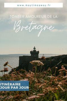 Cap sur la Bretagne pour un voyage de quelques jours ! Je vous présente Brest Terres Océanes, vers le bout du monde de la Bretagne. Le bout du Finistère et un bol d'air frais, de paysages sauvages à couper le souffle, d'activités diverses et d'eaux turquoises. Les marins ne peuvent pas passer à côté de la Rade de Brest, les explorateurs de la Route des Phares et les randonneurs de la presqu'île de Crozon. Où loger, que faire, je vous propose un itinéraire complet en Bretagne. Bol D Air, Char A Voile, Saint Mathieu, Region Bretagne, Destinations, Brest, Souffle, Happiness, Happy