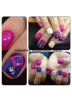 #nails #nailsnails #nailart #gel #gelmanicure #gelcolor #nailsoftheday #nailsoftheweek #youngnails #springnails #beauty #naillife #nailpromagazine #nailpromote #sicknails #nuridontplay #tipsyzine