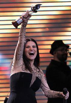 Laura Pausini en Viña del Mar