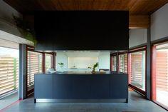 Una cocina silencios