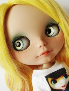 Coralie, For the Love of Blythe book project