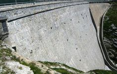 Just an Ordinary Dam… Oh wait, what are those?!