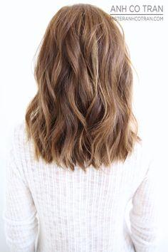 Medium Length Hair and light brown hair color Medium Hair Cuts, Medium Hair Styles, Short Hair Styles, Medium Length Wavy Hair, Medium Cut, Medium Length Haircuts, Brown Blonde Hair, Light Brown Hair, Soft Brown Hair