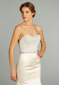 Jim Hjelm Occasions Style Jh8250 Wedding Dress