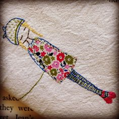 balloon girl journal by lili_popo, via Flickr