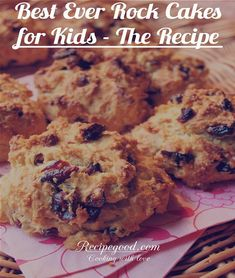 A rock cake or also called a rock bun is a small hard fruit cake with a rough surface, resembling a rock, but the taste is still divine with the Read more...