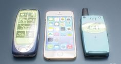 Ovako bi izgledali Nokia 3310 i Ericsson T28s da su smartfoni | M info