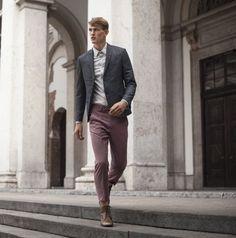 Dreamy troussers! :) MODA Inamorato   Men's Fashion