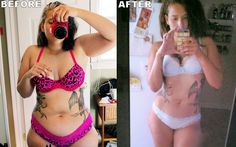 The before and afters are crazy You wont believe how well it works! Try it free for the rest of the month