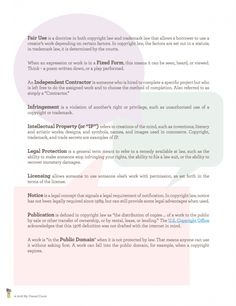 Legal terminology ex