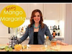 Spicy Mango Margarita!