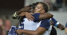 Rugby féminin : la France s'incline en demi-finale face au Canada - Le Monde - 13/08/2014