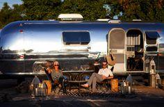 Mashmoom: Glamour camping .