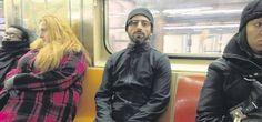 Sergey Brin spotted on New York subway wearing Google Glasses - News - Gadgets & Tech - The Independent