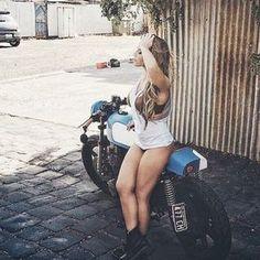 Mmmm,mmmm. Wish I were a motorcycle!!