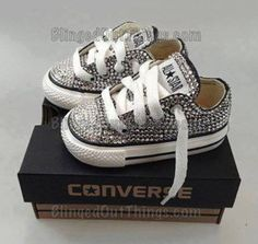 Like these baby converse shoes