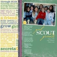 A Project by KatiePertiet from our Scrapbooking Gallery originally submitted 04/01/05 at 06:35 PM