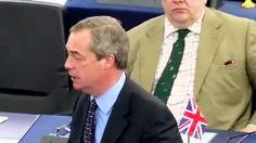 Nigel Farage MEP : Public Power Will Control Our Future NOT EU INTERESTS
