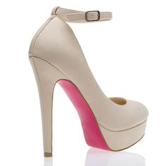 These are like the shoes Kate wears in the Fairly Legal ads. I love them, minus the ankle strap.