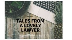 A new year calls for a #blog makeover! Click here to read #talesfromalovelylawyer and about how my #blog will be changing!