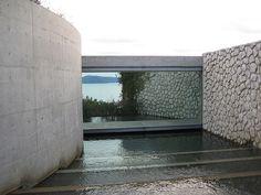 Naoshima Contemporary Art Museum by Tadao Ando