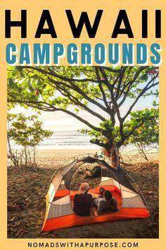 Best Campgrounds, Hawaii Hawaii, Hawaiian Islands, 50 States, Life Purpose, Big Island, Thing 1 Thing 2, Oahu, Snorkeling