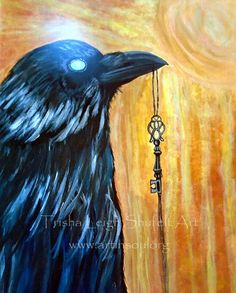 Art Print Open Edition The Key by ArtInSoulorg on Etsy