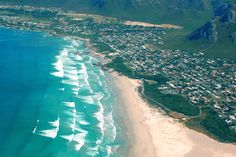 Traveller Information: Hot List Honeymoon Destination, South Africa Travel And Tourism, Honeymoon Destinations, Wonders Of The World, South Africa, Coast, Waves, Landscape, City, Beach