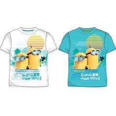 Minions T-Shirt, Lizenzartikel aus Großhandel und Import