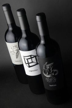 <03_25_13_maalwine_2.jpg> Escher fans anyone? well there is a wine for that. Simple label again but this time I thought it was a good use of some good art. the graphic doesn't overwhelm the label simple compliments it.