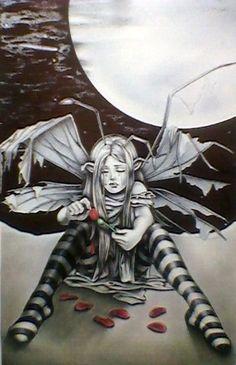 Broken Heart Fairy