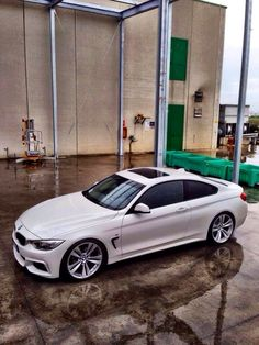 . BMW M4 Coupe for my future lady? I would drive it sometimes.