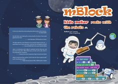 This is free curriculum for the mBLock code used by Mbots. Much of this is actually about using the Scratch-like mBlock code, not just about programming the bot, but still useful. Computer Coding, Computer Science, Stem Robotics, Robots For Kids, Teaching Materials, Light Sensor, Art Education, Teaching Kids, Curriculum