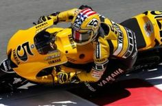 Colin Edwards, Yamaha 50th Anniversary special livery, Laguna Seca MotoGP, 2005