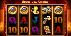 Book of the Sphinx -Spielautomat