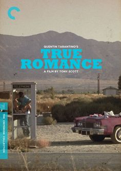"""True Romance"" (1993) directed by Tony Scott, screenplay by Quentin Tarantino, starring Christian Slater, Patricia Arquette, Dennis Hopper, Val Kilmer"