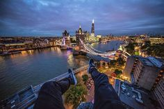 Rooftopping Over London 2 Photography By: Jacob Riglin