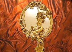 367 Best Antique Hand Mirrors Amp Cia Images Vanity Set